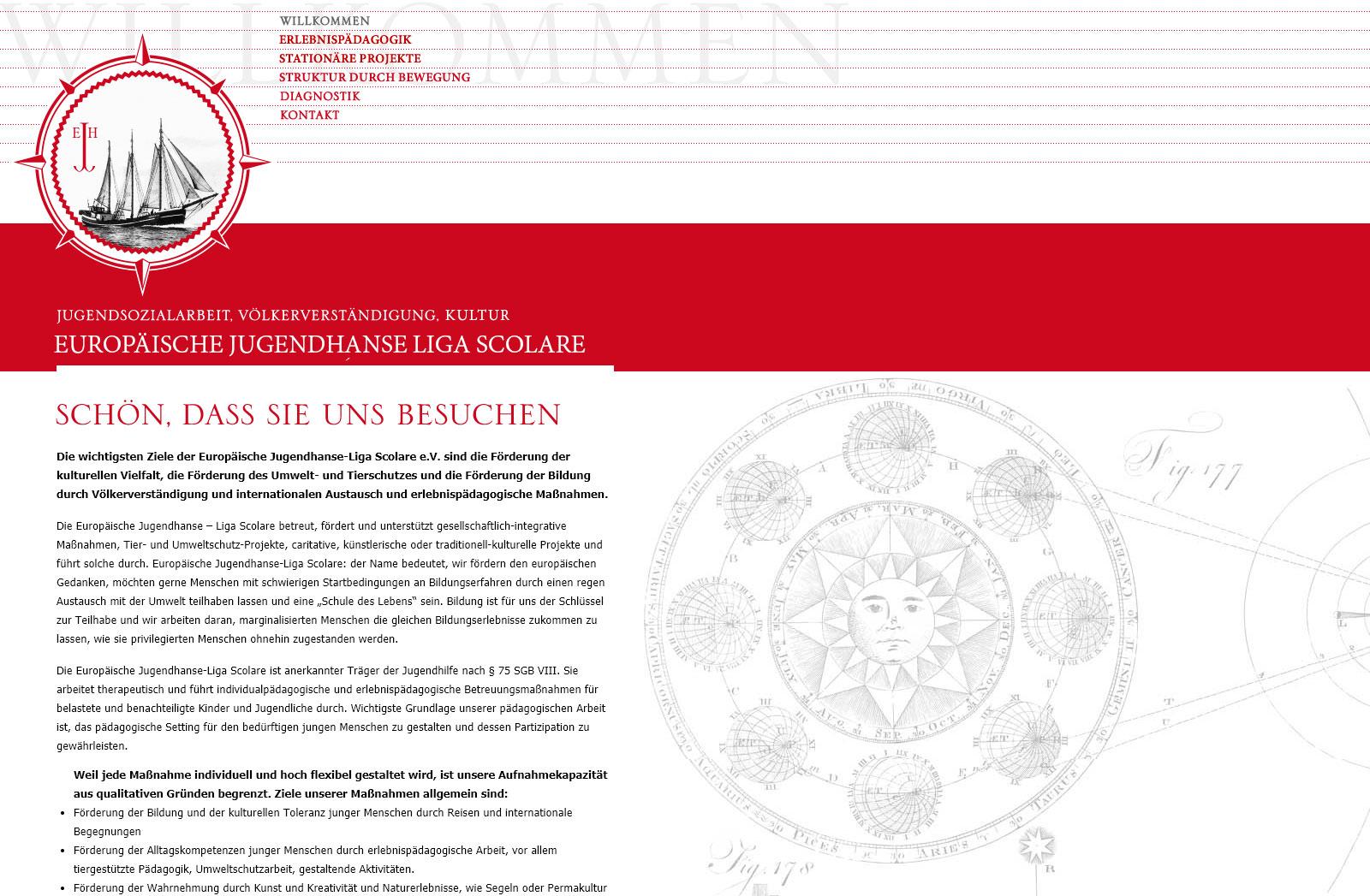 Europäische Jugendhanse Liga Scolare e. V – ZFD-Zeitfuerdesign.de ...