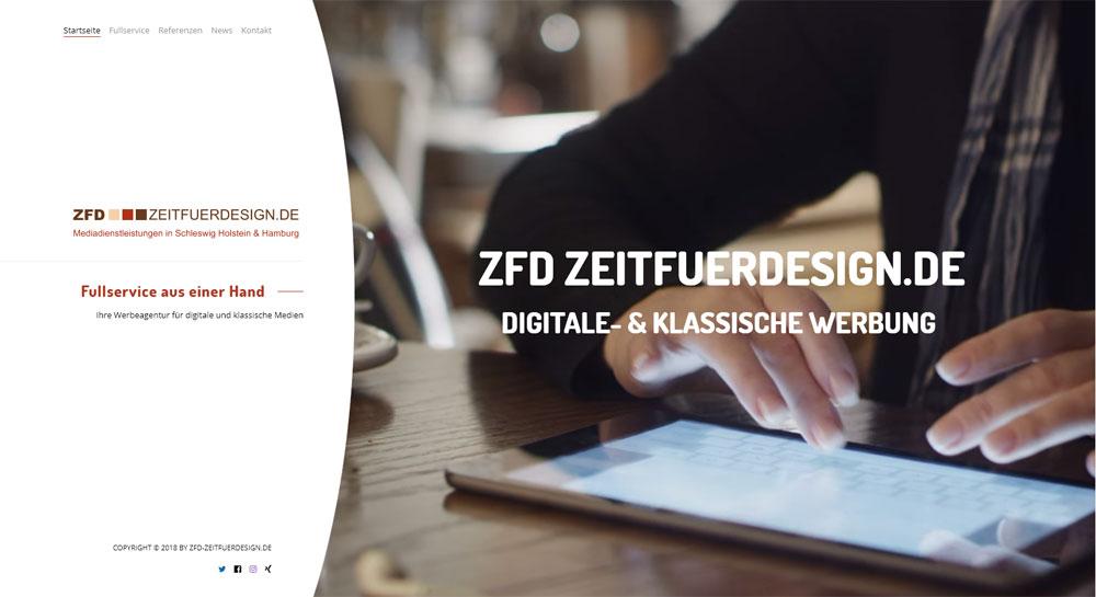 ZFD Datenschutz Abmahnung